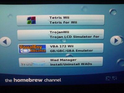 wii]在wii 3 3J上安装homebrew channel和wad-manager | 透明de